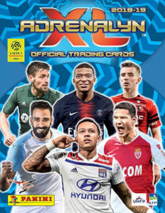 Panini FOOT 2018-2019. Adrenalyn XL