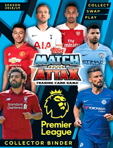 Topps English Premier League 2018-2019. Match Attax