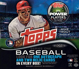 Topps Major League Baseball 2014