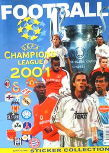 Mandrack Champions League 2001