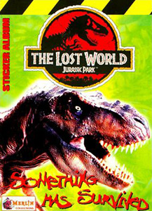 Merlin The Lost World: Jurassic Park