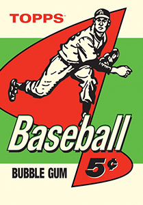 Topps Major League Baseball 1958