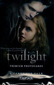 Topps The Twilight