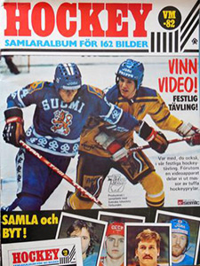 Semic Hockey World Championship 1982