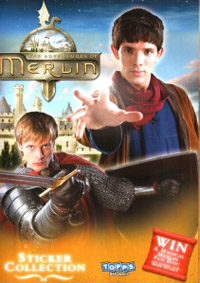Topps The Adventures of Merlin