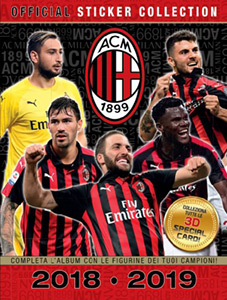 Euro Publishing A.C. Milan 2018-2019