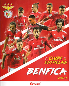 Record SL Benfica 2018-2019