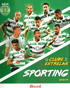 Record Sporting CP 2018-2019