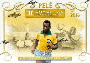 Leaf Pele Immortal Collection 2016