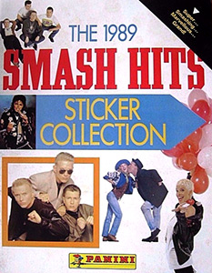 Panini The Smash Hits Collection 1989