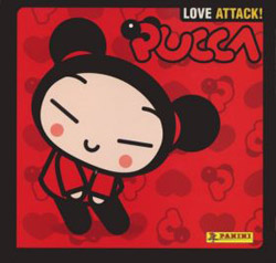 Panini PUCCA love attack