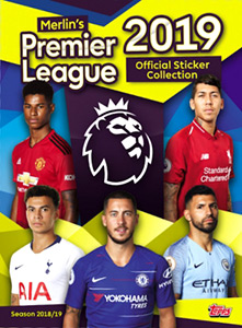 Topps English Premier League 2018-2019