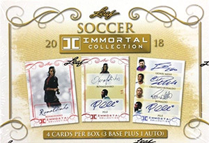 Leaf Soccer Immortal Collection 2018