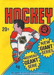 O-Pee-Chee NHL Hockey 1980-1981