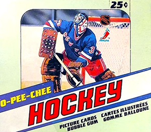 O-Pee-Chee NHL Hockey 1981-1982