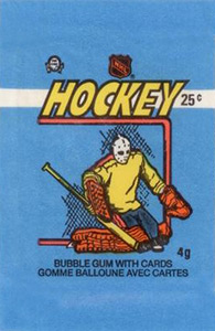 O-Pee-Chee NHL Hockey 1982-1983