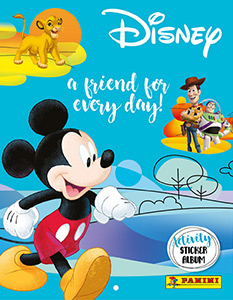 Panini Disney: A friend for every day