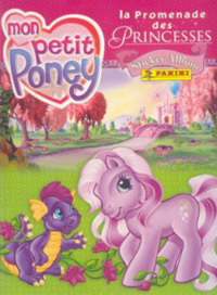 Panini My Little Pony. The Princess Promenade