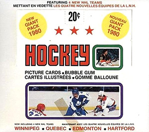 O-Pee-Chee NHL Hockey 1979-1980