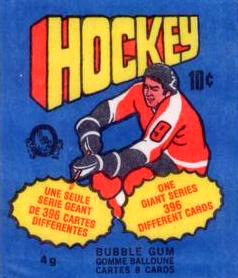 O-Pee-Chee NHL Hockey 1976-1977