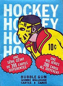 O-Pee-Chee NHL Hockey 1974-1975