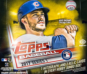 Topps Major League Baseball 2017