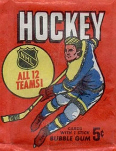 O-Pee-Chee NHL Hockey 1968-1969