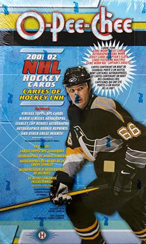 O-Pee-Chee NHL Hockey 2001-2002