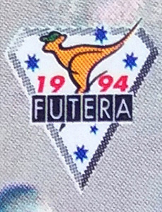 Futera Australian National Soccer League 1994
