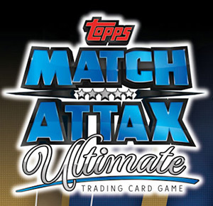 Topps English Premier League 2018-2019. Match Attax Ultimate