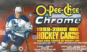 O-Pee-Chee NHL Hockey 1999-2000 Chrome