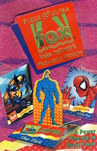 Fleer Fox Kids Network