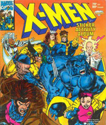 Diamond X-Men