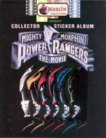 Merlin Power Rangers The Movie
