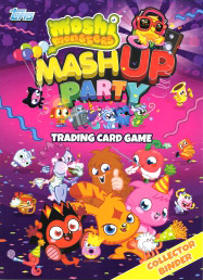 Topps Moshi Monsters Mash Up Party