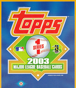 Topps Major League Baseball 2003
