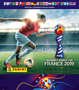 Panini FIFA Women's World Cup France 2019