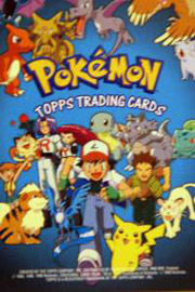 Topps Pokemon Trading Cards Series 1