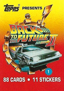 Topps Back to the Future II