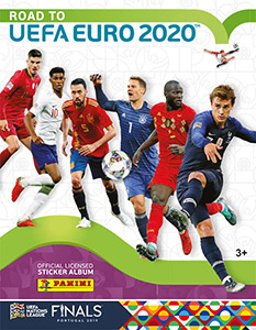 Panini Road to UEFA Euro 2020. East Europe Edition