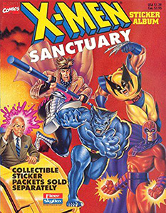 SkyBox X-Men Sanctuary