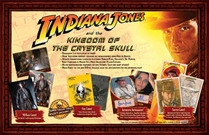 Topps Indiana Jones and the Kingdom of the Crystal Skull