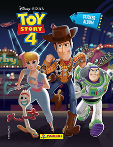 Panini Toy Story 4