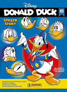 Panini Donald Duck 85 Years