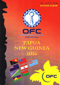 OFC Nations Cup Papua/New Guinea 2016
