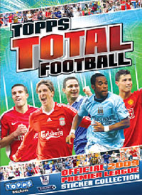 Topps English Premier League 2008-2009