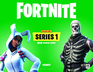 Panini Fortnite Series 1