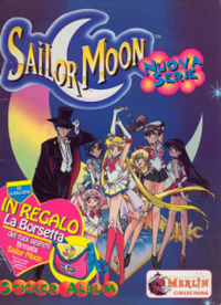 Merlin Sailor Moon Nuova Serie