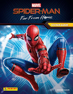 Panini Spider-Man: Far From Home