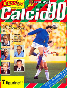 Euroflash Calcio 1990